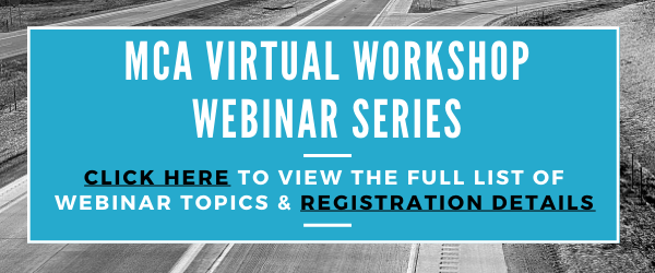 2021 VIRTUAL WORKSHOP REGISTRATION
