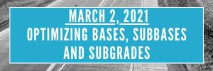 March 2, 2021 Webinar