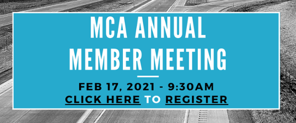 MCA 2021 Annual Meeting