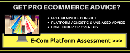 Get Unbiased Ecommerce Platform Consult