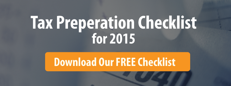 Free Downloadable Tax Preperation Checklit from JRH and Associates