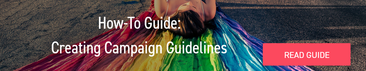 ZINE Influencer Marketing Resources | Creating Campaign Guidelines