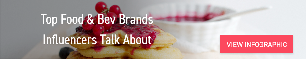 ZINE Influencer Marketing Blog | Top Food & Bev Brands Influencers Talk About