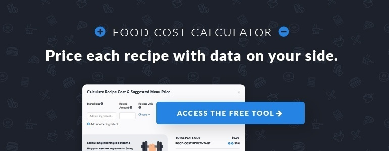 How to Calculate (and Control) Restaurant Food Cost Variance