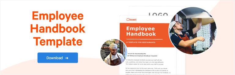 restaurant-employee-handbook