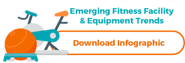 Download Infographic: Emerging Fitness Facility & Equipment Trends