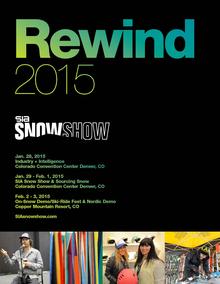2015 SIA Snow Show Rewind