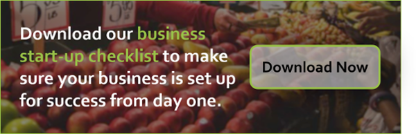Download the business start-up checklist and learn how to start a business