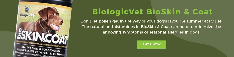 Biologic Vet BioSkin & Coat