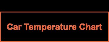Car Temperature Chart
