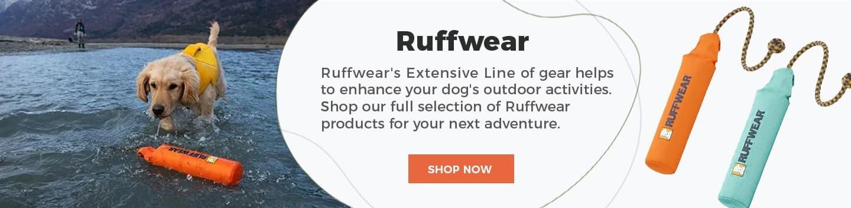 Ruffwear Brand Page
