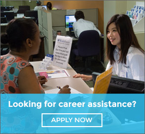 Looking for career assistance?