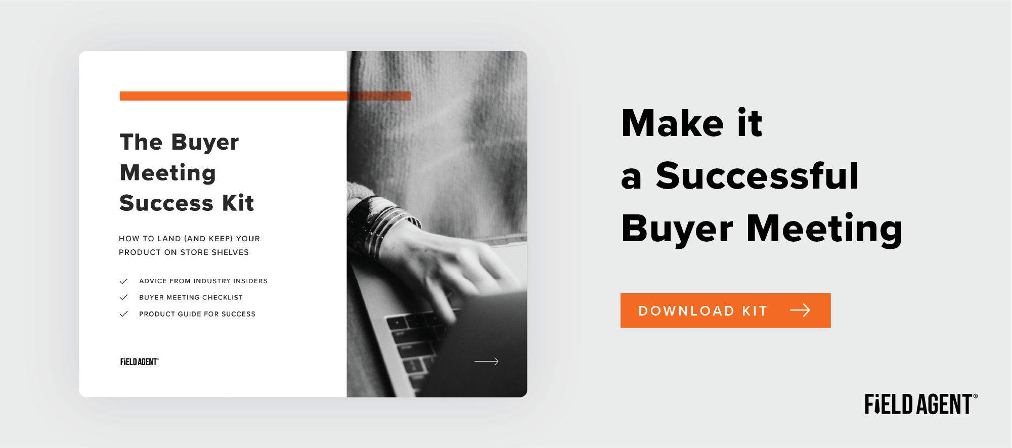 Make it a successful buyer meeting with this free download