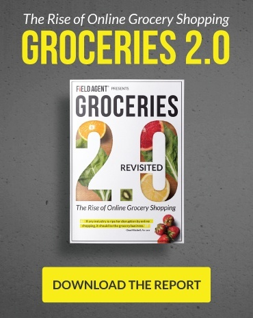 Groceries 2.0 Report - The Rise of Online Grocery Shopping