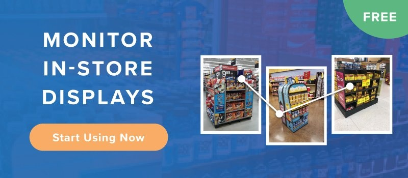 Monitor In-Store Displays - Sign Up Now