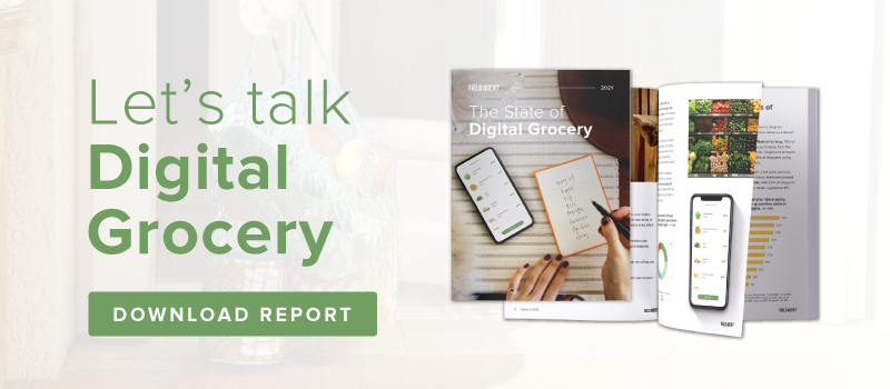 Let's talk Digital Grocery - Field Agent Special Report 2021