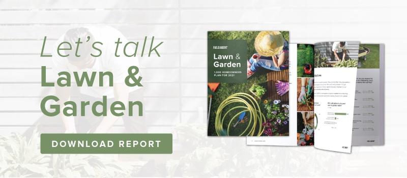 Lawn & Garden 2021 Free Report