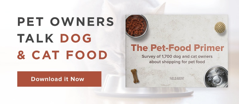 Pet Food Survey Report 2019 Download