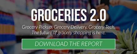 Groceries 2.0, grocery pickup, delivery, tech. The future of shopping is here.