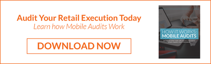 Audit Your Retail Execution Today. Learn how Mobile Audits Work. Download Now