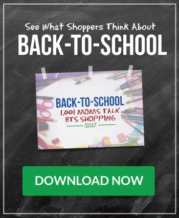 Back to School Insights 2017