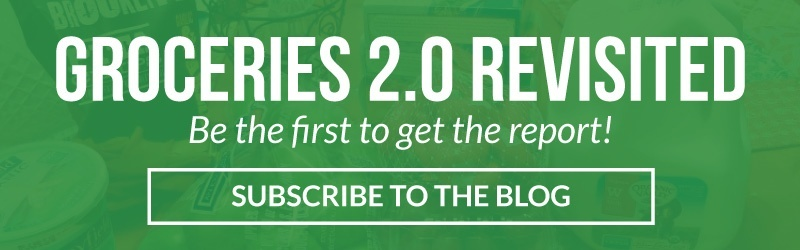 Subscribe to the Blog: Get Groceries 2.0 Revisited