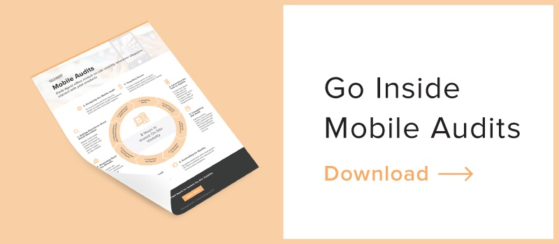 Go Inside Mobile Audits - Free Download