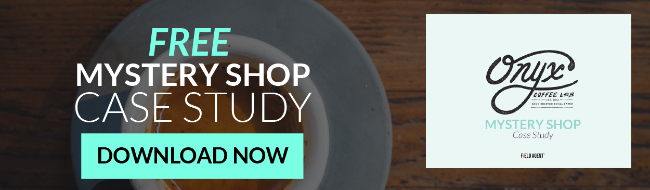 Free Mystery Shop Case Study Download