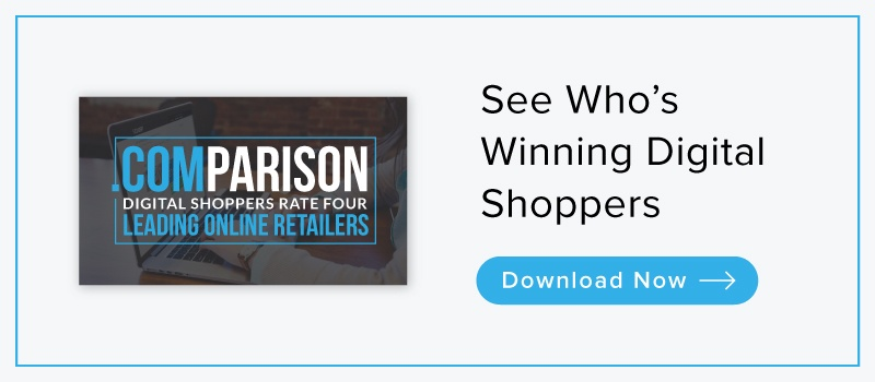 Online Retailer Comparison Report - Free Download