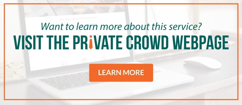 Visit the Private Crowd Page