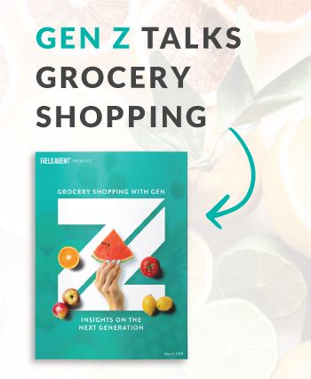 Gen Z Grocery Shopping Report