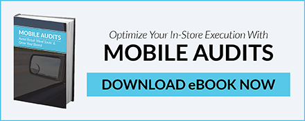 Mobile Audits eBook - optimize your in-store execution