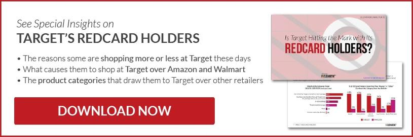 See Special Insights on Target's Redcard Holders