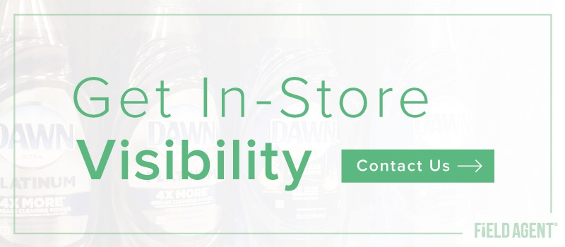 Get In-Store Visibility with Field Agent