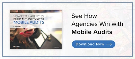 How Retail Agencies Build Authority with Mobile Audits