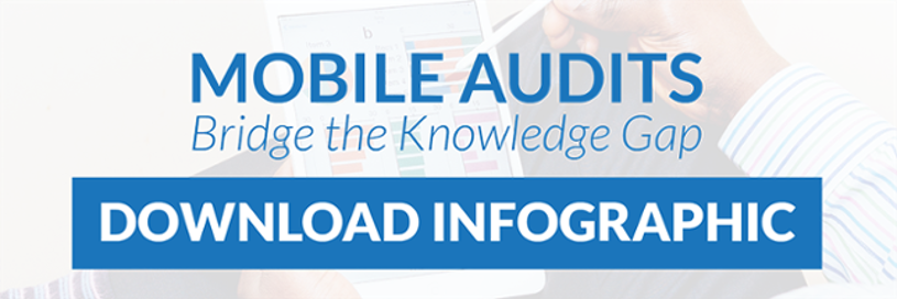 Download the Mobile Audits Infographic