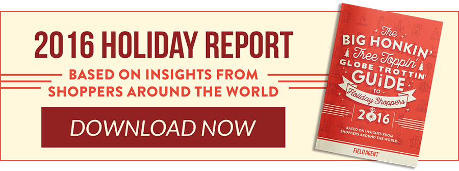 Download the 2016 Holiday Report by Field Agent