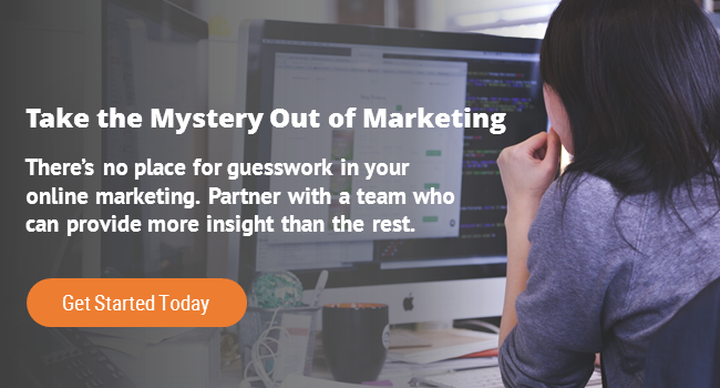 Take the mystery out of marketing