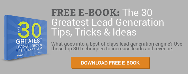Download The 30 Greatest Lead Generation Tips, Tricks & Ideas