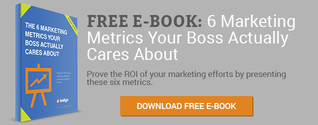 Download 6 Marketing Metrics Your Boss Actually Cares About