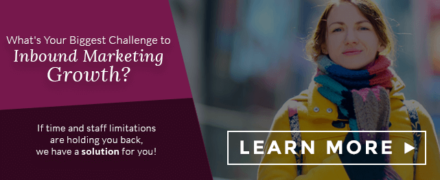 Inbound Marketing Growth Challenge