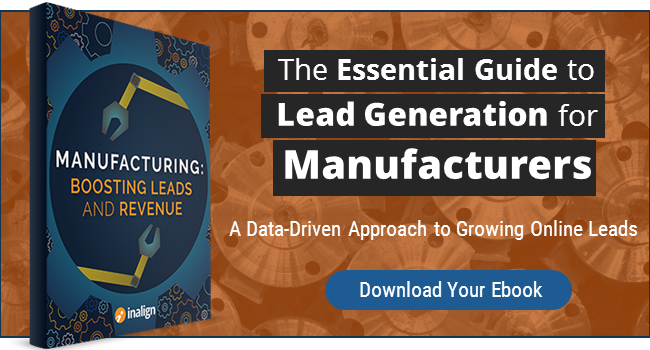 the essential guide to lead generation for manufacturers