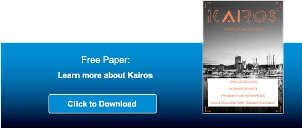 Kairos - Control Room Assistant, HAZOP assistant, Multilevel Flow Models