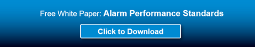 Click to download Free White Paper: Alarm Performance Standards
