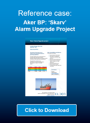 Click to download reference case: BP Skarv Alarm Upgrade Project