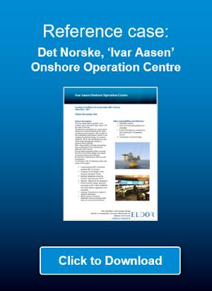 Click to download reference case: Det Norske, Ivar Aasen, Onshore Operation Center