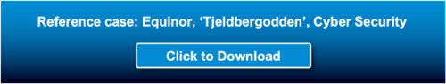 Click to download reference case: Equinor Tjeldbergodden Cyber Security