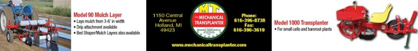Model 10000 Transplanter
