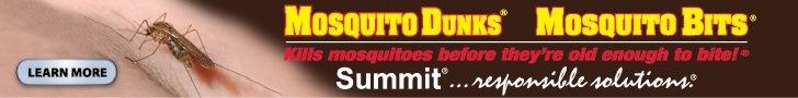 Summit Mosquito Dunks Mosquito Bits