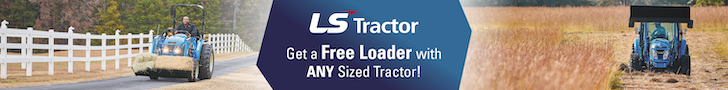 LS Tractor Free Loader, May 18, '21